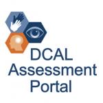 DCAL Logo plus the text DCAL Assessment Portal