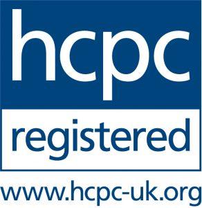 Health care professionals council registration logo
